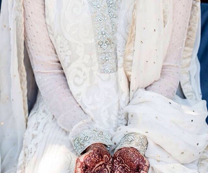 indian wedding and indian bride image