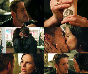 lana parrilla, once upon a time, and outlaw queen image