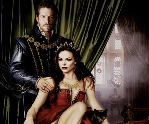 once upon a time, lana parrilla, and outlaw queen image