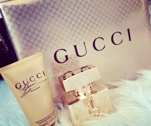 gucci, perfume, and luxury image