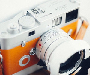 cameras, vintage, and leica image