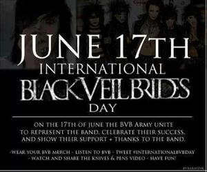 black veil brides, bvb, and jinxx image