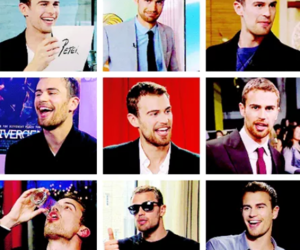 Collage, divergent, and theojames image