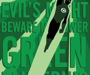 superheroes and green lantern image