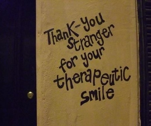 smile and therapeutic image