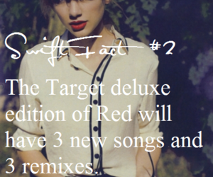 red, songs, and remixes image