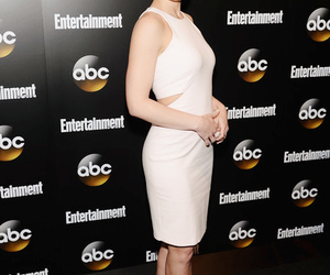 actress, hairstyle, and Jennifer Morrison image