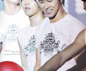 dbsk, tvxq, and yunho image