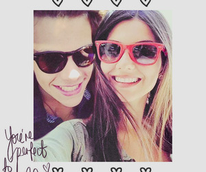 lovely couple, victoria justice, and crackship image
