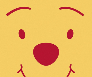 pooh, wallpaper, and yellow image