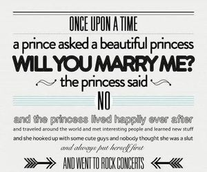 princess, prince, and quotes image