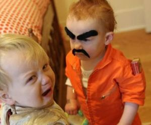funny, baby, and kids image
