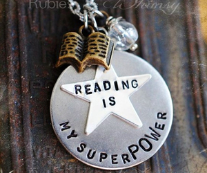 book, reading, and superpower image