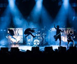 concert, music, and metalcore image
