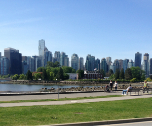 canada, park, and summer image