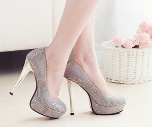 delicate, shoes, and the shoes image