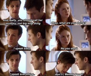 bow tie, rory williams, and doctor who image