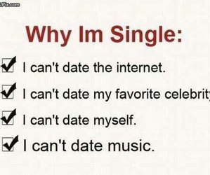 single, music, and quotes image