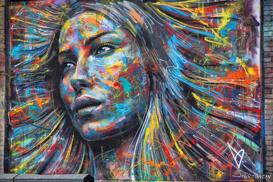 20 of the best cities to see street art on we heart it