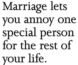 marriage, quote, and funny image