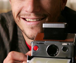 heath ledger, actor, and camera image