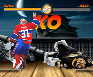 boston bruins, nhl, and montreal canadiens image