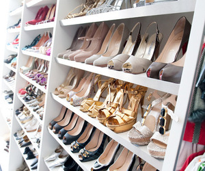 black, closet, and dream closet image