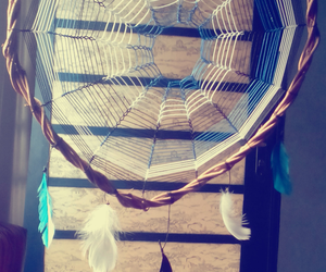 dreamcatcher, dreams, and good vibes image