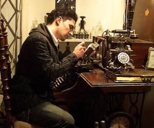 steampunk and victorian image