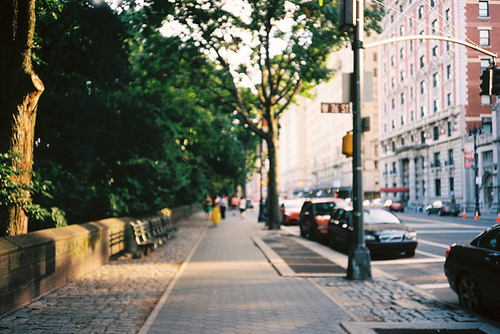 city, hipster, and new york image
