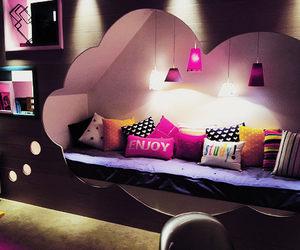 amazing, cloud, and room image