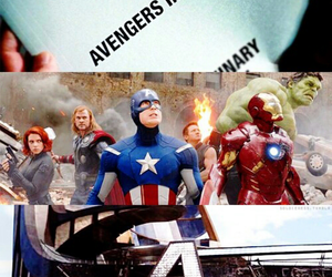 Marvel and the avengers image