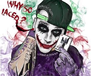 mgk and joker image