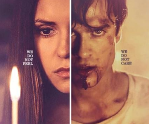 delena and love image