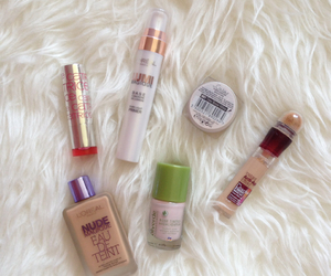 drugstore, face, and loreal image