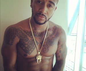 brown boy and omarion image