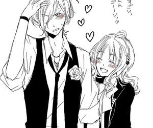 anime, girl, and subaru image