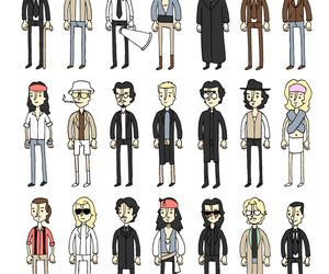 johnny depp, movies, and characters image