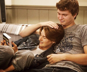love, book, and hazel grace image