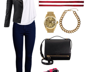 Givenchy, money, and outfit image