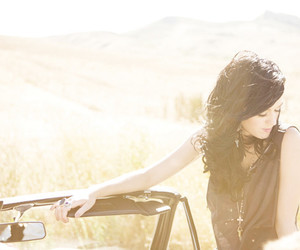 katy perry, teenage dream, and car image
