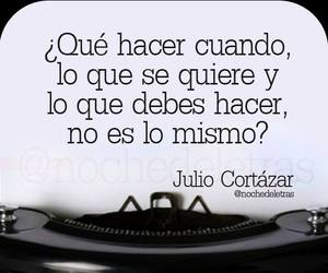 cortazar, quotes, and frases image