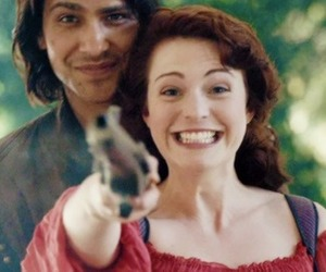 constance, d'artagnan, and the musketeers image