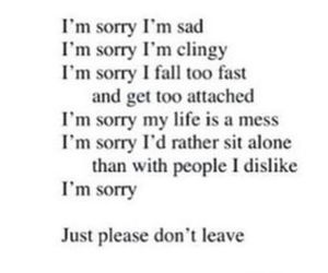 Please Dont Leave Me Via Facebook On We Heart It