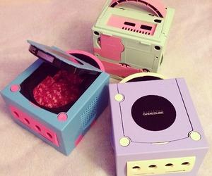 gamecube, pastel, and nintendo image