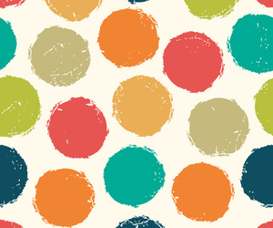 colors, dots, and backgrounds image