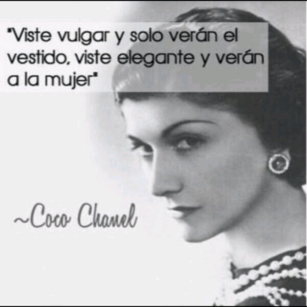 Coco Chanel Discovered By Viri On We Heart It