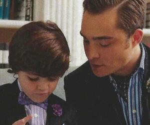 chuck bass and gossip girl image