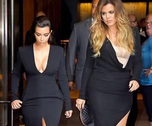 celebrities, kim kardashian, and kardashians image