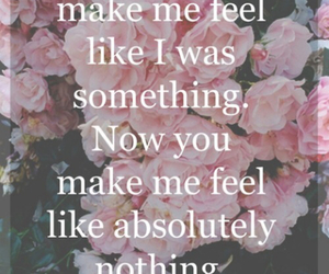 pink, flowers, and quotes image